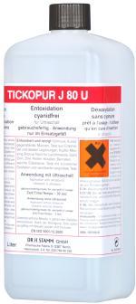 Tickopur J 80 U concentraat 1 liter