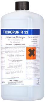 Tickopur R33 vloeistof 1 liter