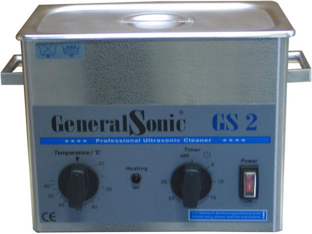 GENERAL SONIC GS2 set incl korf