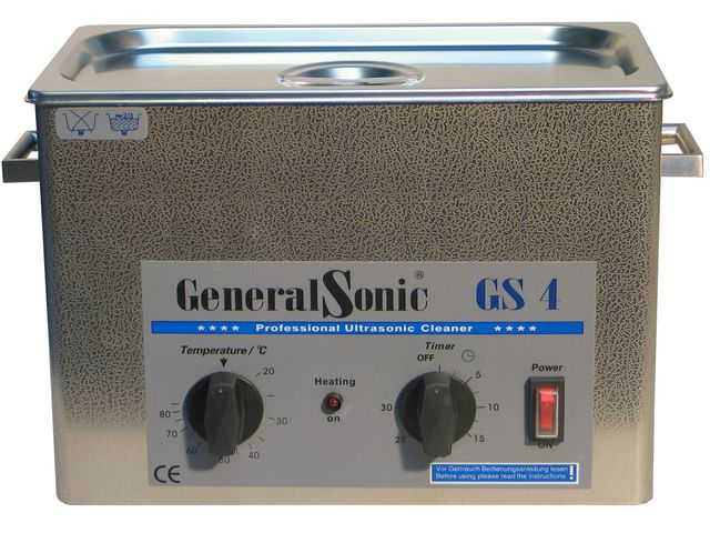 GENERAL SONIC GS4 set incl korf